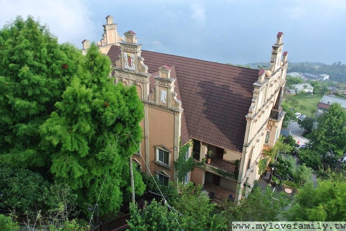 想當公主快衝!全台5家歐風城堡民宿:台版「君士坦丁堡」、宮廷古堡建築
