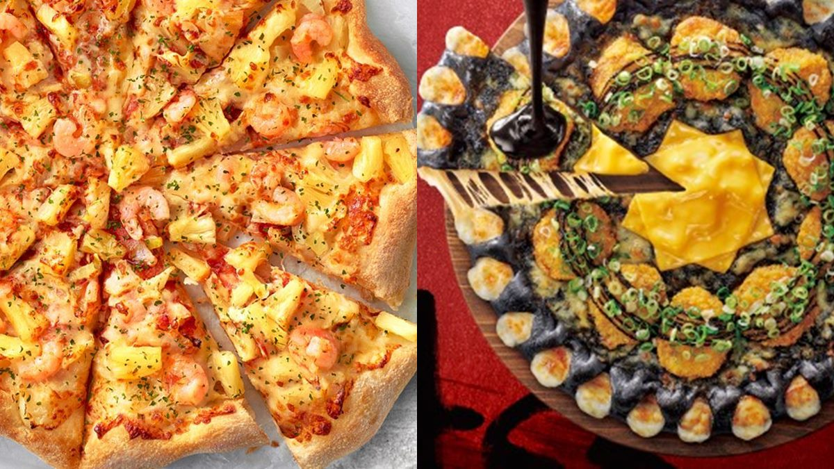 必勝客39天限定買一送一!免費披薩直接帶走,還有最新「黑咖哩豬排披薩」