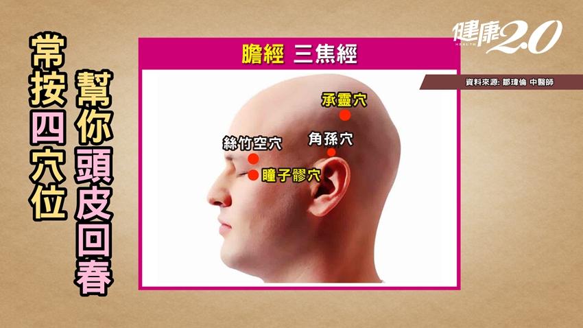 2招頭皮回春術強健髮根、預防掉髮!女中醫自製天然「洗髮前導精華液」