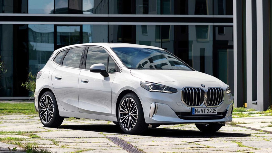 BMW原廠在10/6正式發表全新2系列Active Tourer。(圖片來源/ BMW) 全新BMW 2系列Active Tourer發表 內裝科技感大躍進!