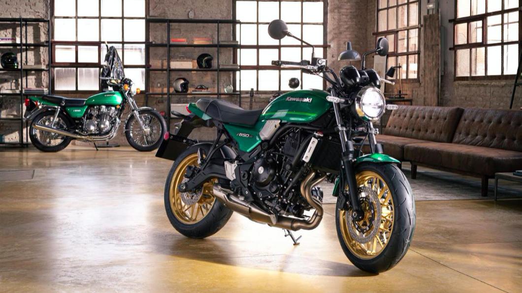 Kawasaki近期相當積極佈局復古車產品陣容。(圖片來源/ Kawasaki) 川崎Z650RS復古街車海外售價28.6萬元起 用上並列雙缸!售價更親民