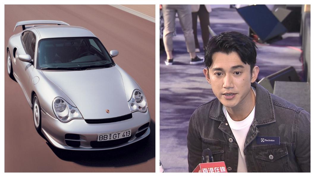 吳慷仁相當喜愛老車,收藏中最年輕的車是2001年生產的Porsche 996。(圖片來源/ Porsche、TVBS) 金馬遺珠吳慷仁:我就是愛老車! 盤點4款經典名車收藏