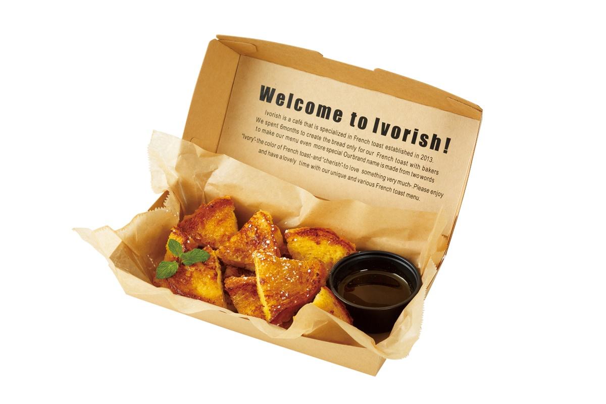 楓糖法式吐司免費送!週末炸雞俱樂部 x Ivorish快閃店在台中,「炸雞吐司堡」香酥多汁