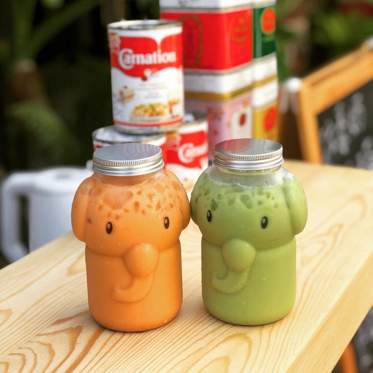 不只小鮮肉奶茶!最新台南「大象瓶泰奶」,粉紅蘇打、玫瑰奶等7種口味可喝