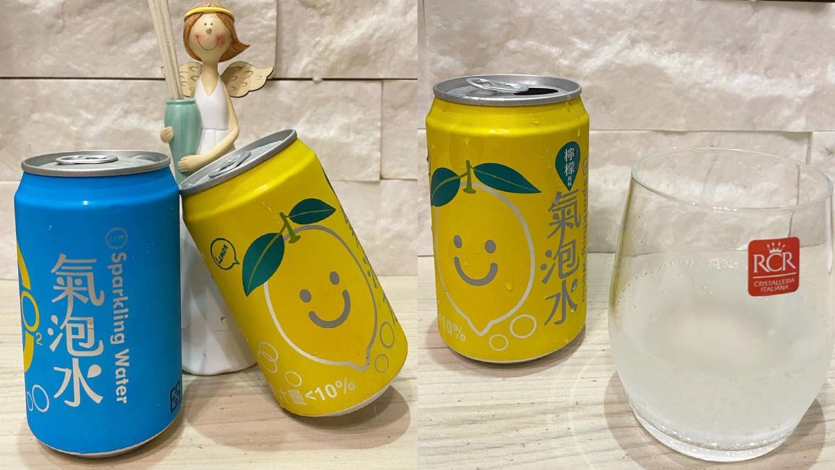 1罐只要10元!全聯「檸檬氣泡水」限時3天買一送一,網稱:囤10箱還不夠喝