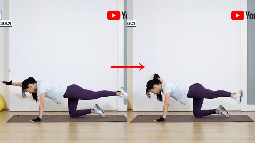 徒手就能練到全身肌力!4分鐘TABATA短時間高效率,簡單在家練肌力