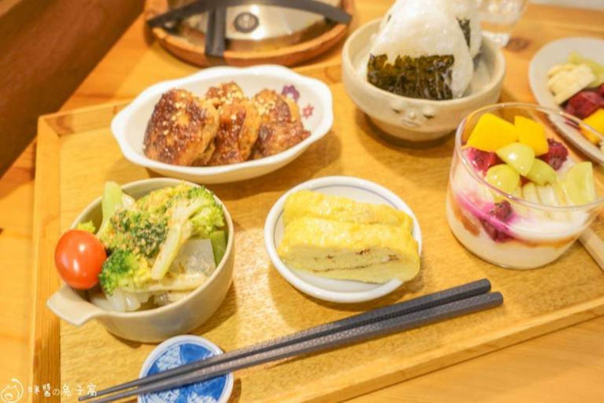 藏身台北老宅!人氣咖啡廳「日式定食」吃得到4款配餐,甜點必嗑焦糖香布丁
