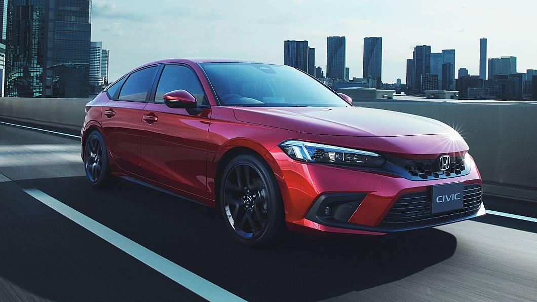 本田技研公布Civic於日本上市一個月以來的銷售表現。(圖片來源/ Honda) 手排Civic對日本少年郎味! 超過35%喜美買家都這樣選