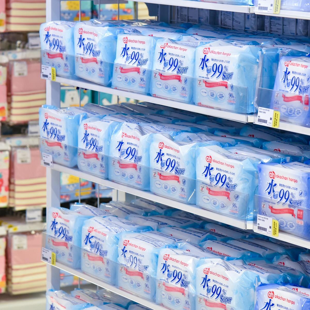 阿卡將本舖2號店插旗台北!紙尿布、包屁衣通通有,開幕再送濕紙巾1箱