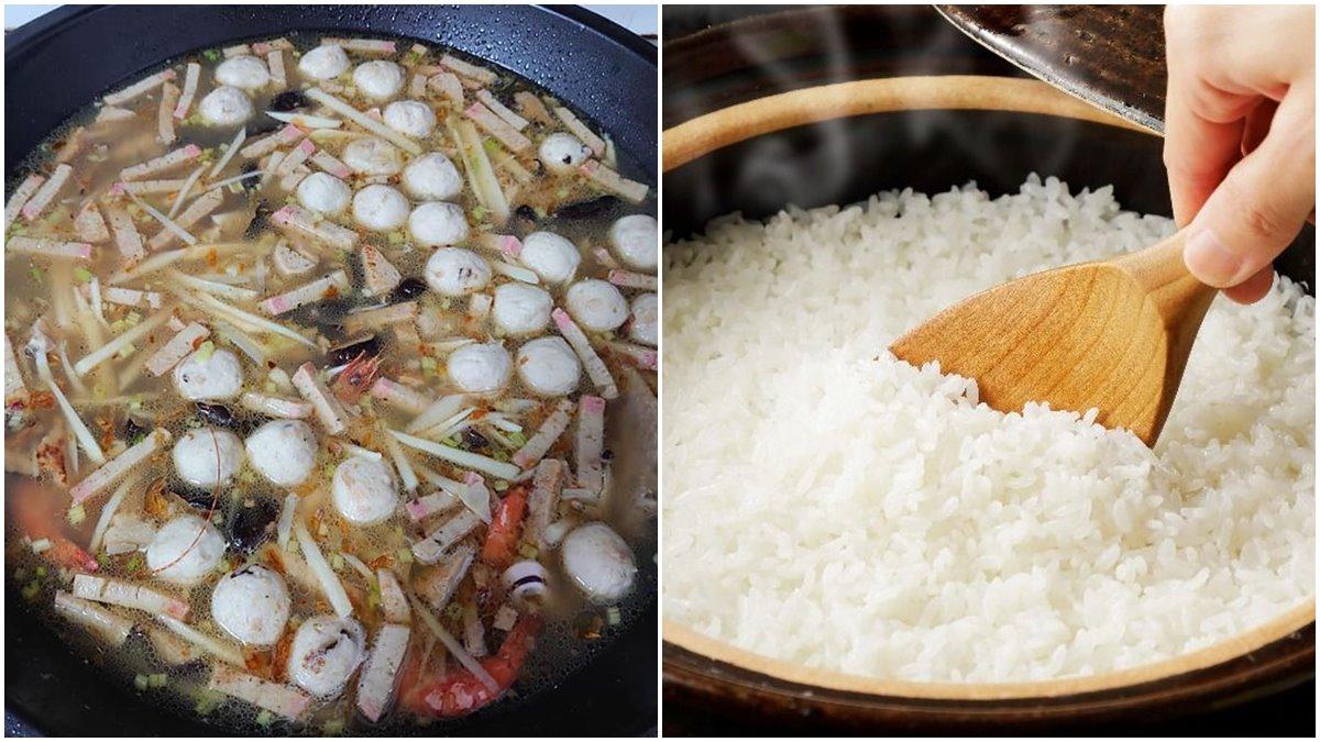 南部特有白飯吃法!老饕分享超澎派「飯湯」食譜,網狂喊「兒時的回憶」