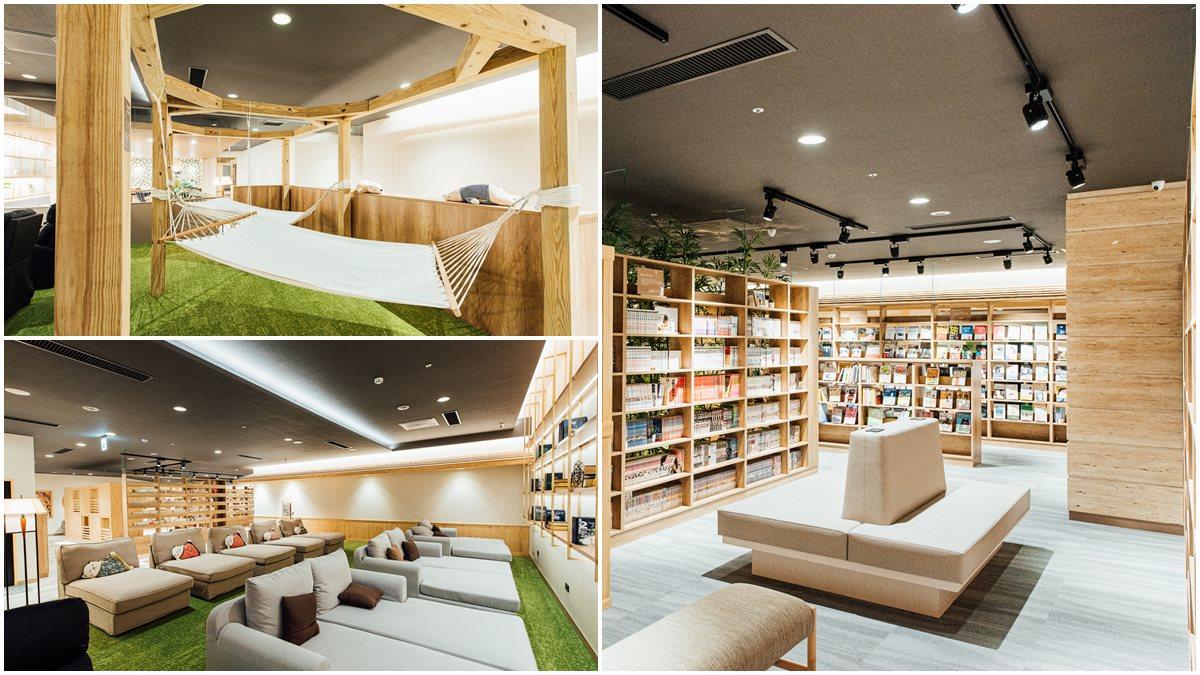 全台最大「日式岩盤浴」在新竹!5種浴房紓壓又美膚,2人同行贈30分鐘+輕食