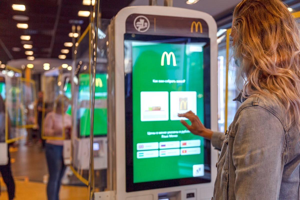 麥當勞自助點餐機難用?內行人分析3大優勢,大讚「這項服務」超方便