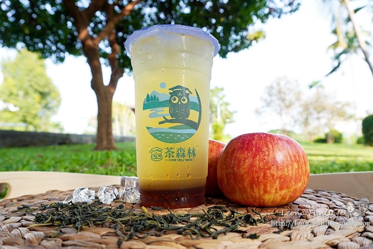 手搖飲控快衝!台中排隊飲料店推「蘋果綠」第二杯半價,芋香珍珠芋頭控最愛