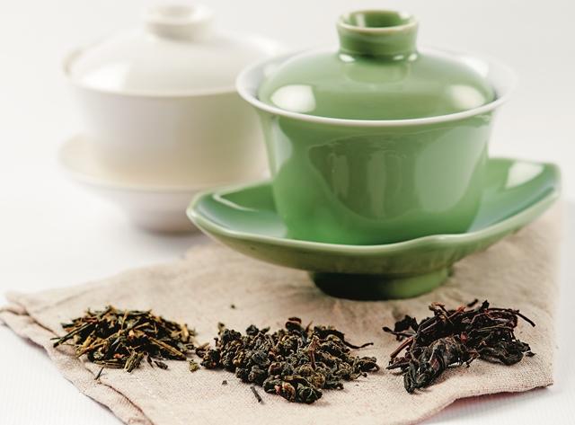 紅茶、綠茶、烏龍茶 你喝下多少咖啡因?