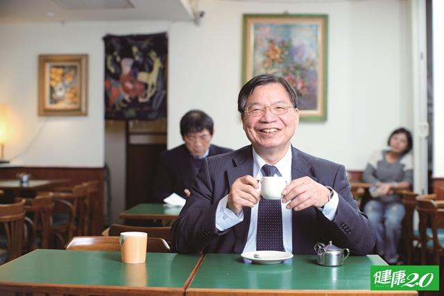 乳癌名醫張金堅 教你喝對咖啡有活力