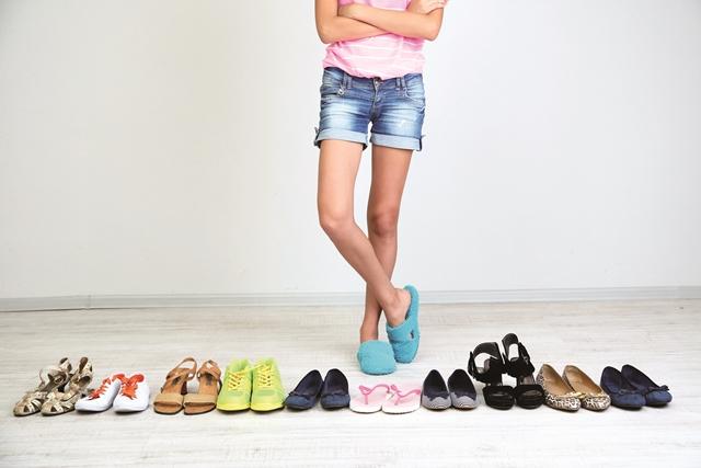 擺脫4個錯觀念 別讓鞋子拖累你!
