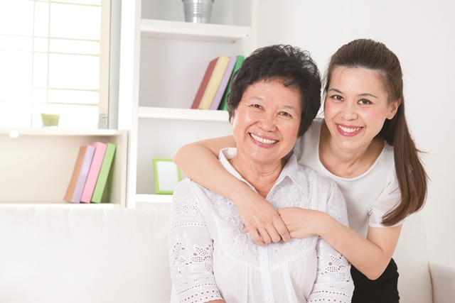 老年健康狀況 看媽媽基因就知道