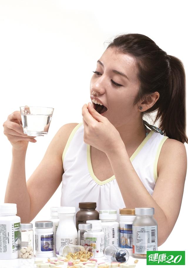 聰明護眼 保健食品不是吃愈多愈好