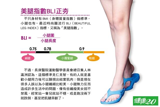 常常運動,養出一雙蘿蔔腿?