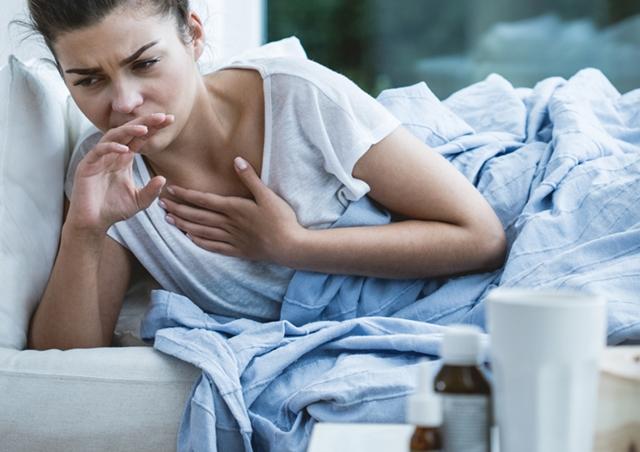 乾咳、呼吸困難…你的肺功能好不好?