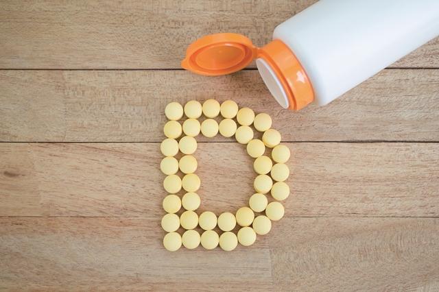 日服維生素D 減緩氣喘發作