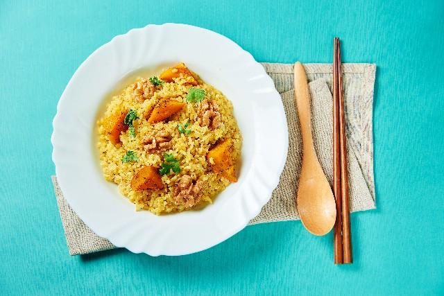薑黃飯 美味防癌料理