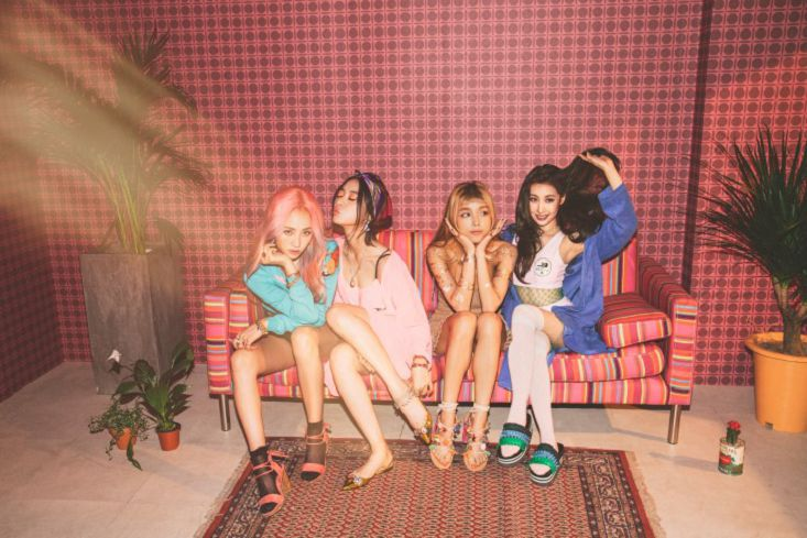 Wonder Girls節目大爆料 有人3天不洗澡