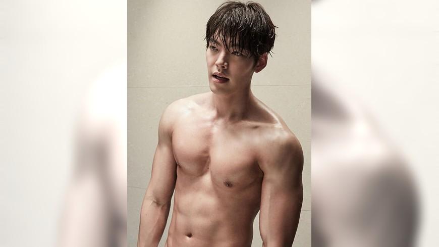 圖/KBS 한국방송臉書 好大的胸肌! 金宇彬新戲秀人魚線搶收視