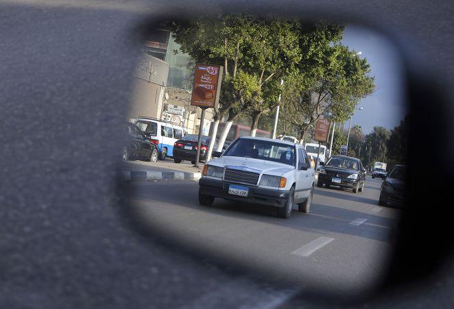 示意圖/達志影像路透社 FOCUS/日本開放沒有後照鏡汽車上路