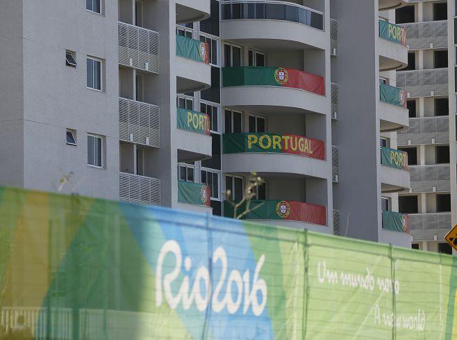 圖/達志影像路透社 FOCUS/澳打臉巴西!拒住奧運選手村 俄74人遭禁