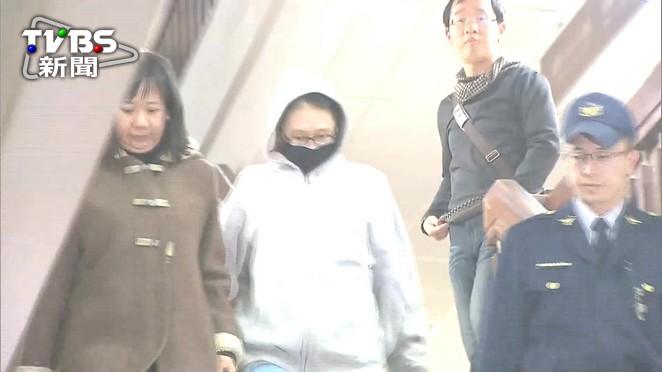 圖/TVBS資料畫面 快訊/殺警案主嫌劉芯彤 知名婦產科產女