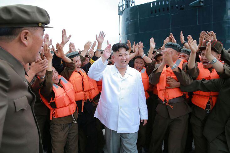 圖/達志影像路透社 叛逃事件接二連三 北韓動員青年拉攏民心