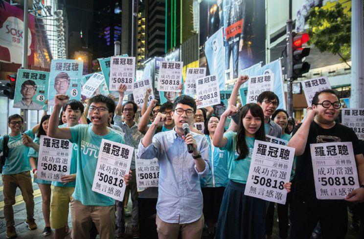 【香港立法会选举】(576)《点票结果·选民人数创新高》by Julia诗清话逸 ..._图1-1
