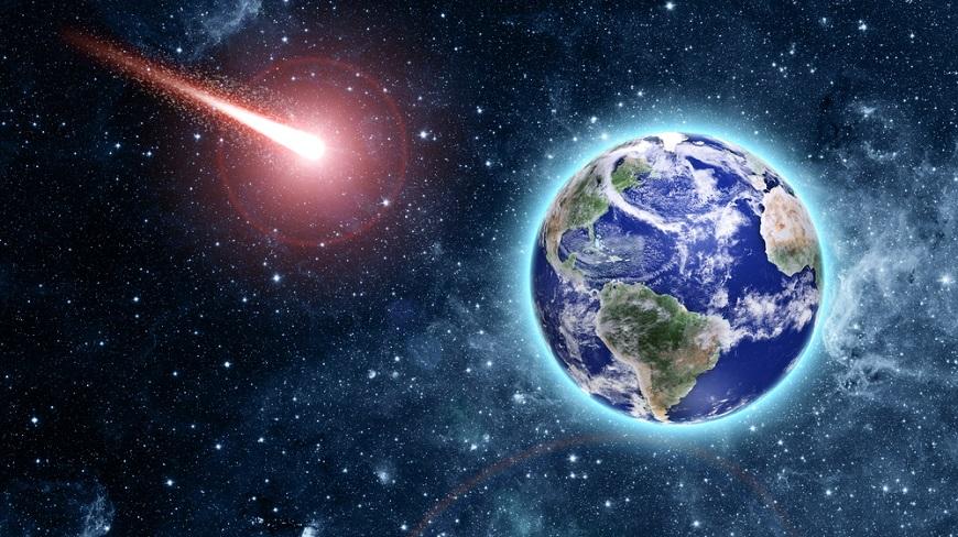 示意圖/TVBS 末日不斷擦肩?9月屢傳小行星掠過地球