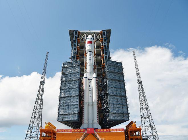 示意圖/達志影像路透社 天宮二號中秋升空 陸太空計畫完成三分之二