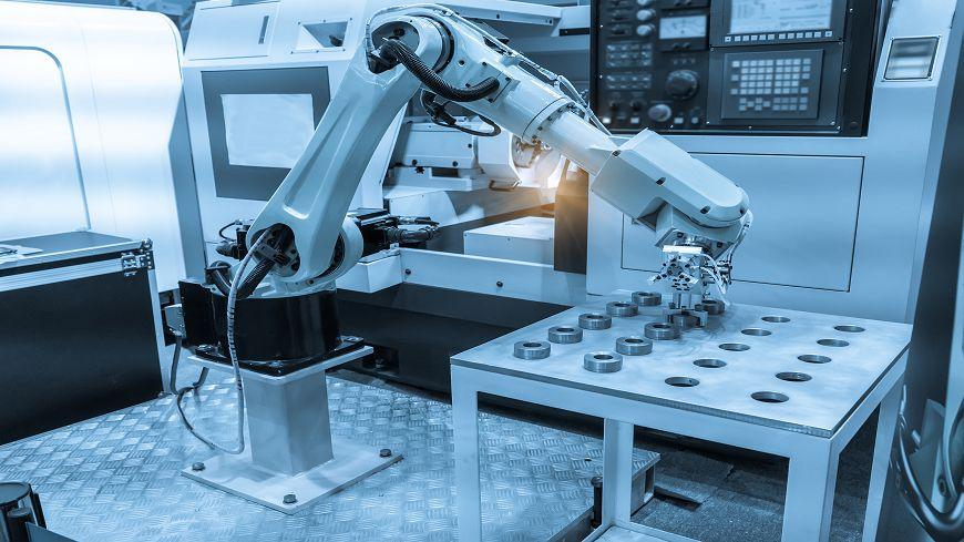 圖/TVBS 機器人取代人力! 未來20年7千萬人恐失業