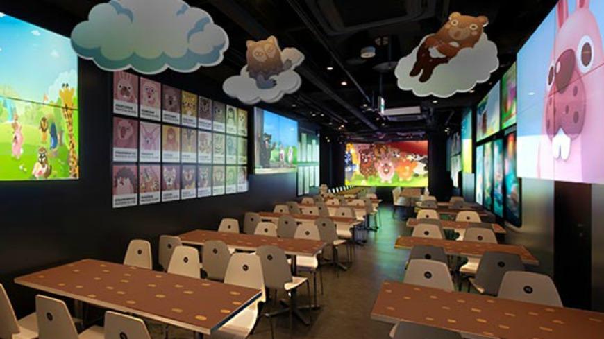 LINE推出的「波兔村保衛戰」遊戲相當熱門,如今更在日本原宿開設快閃咖啡廳,時間從9月2日至10月10日。 卡哇依!「LINE波兔村保衛戰」咖啡廳快閃日本原宿