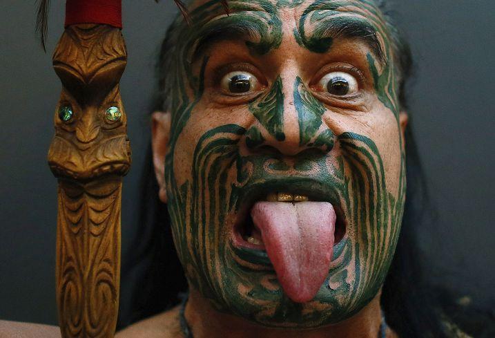 圖/達志影像路透社 紋身服飾貶低波西尼亞人 迪士尼道歉下架