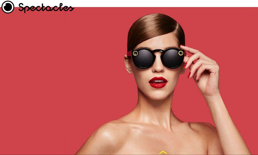 太陽眼鏡也能錄影 美App商推智慧眼鏡
