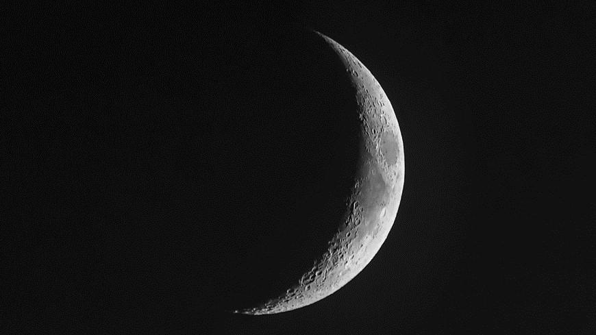示意圖/TVBS 「黑月」降臨!天文奇景9月30日登場
