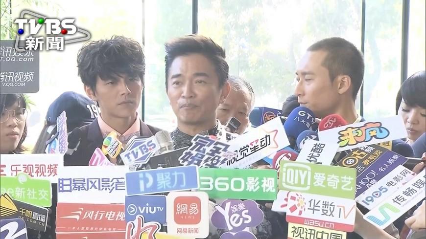 圖/TVBS資料畫面 川普入白宮如他當選 吳宗憲:先選家長會長