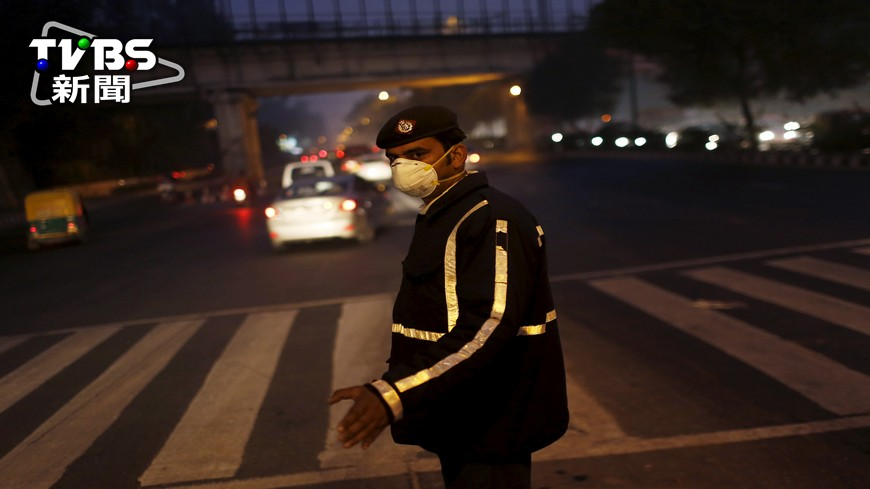 示意圖/達志影像路透社 FOCUS/入巴黎協定 2030印度需做到4成電力綠