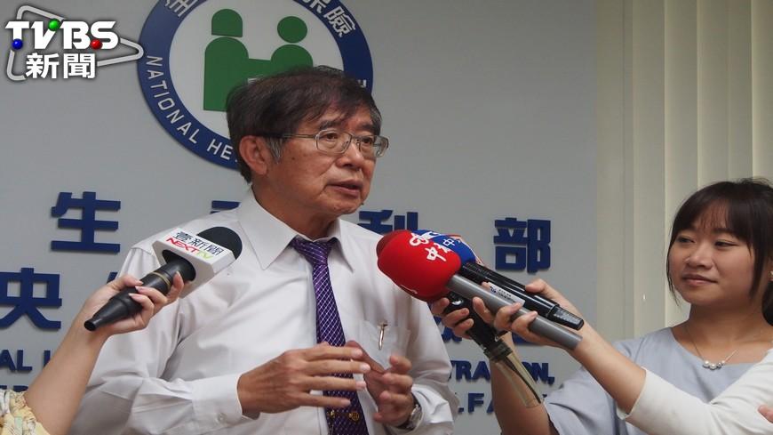 圖/中央社 仁醫救人醫材未納健保 健保署說明原委