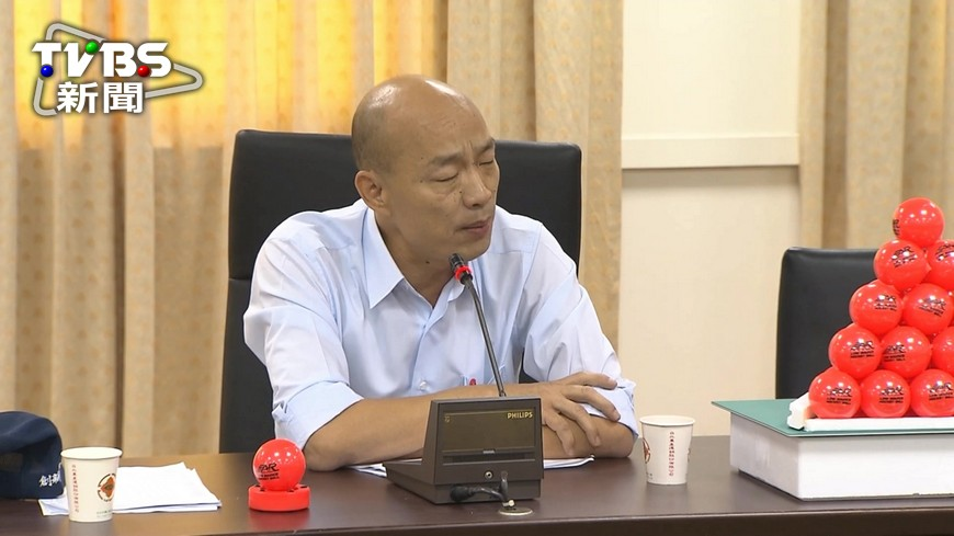 圖/TVBS 嗆段宜康「癟三」 農產總座下戰帖吞曲棍球