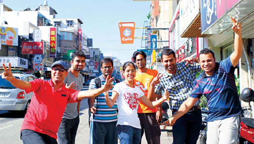 【商周】東南亞人才來了!印度工程師:我的未來在台灣