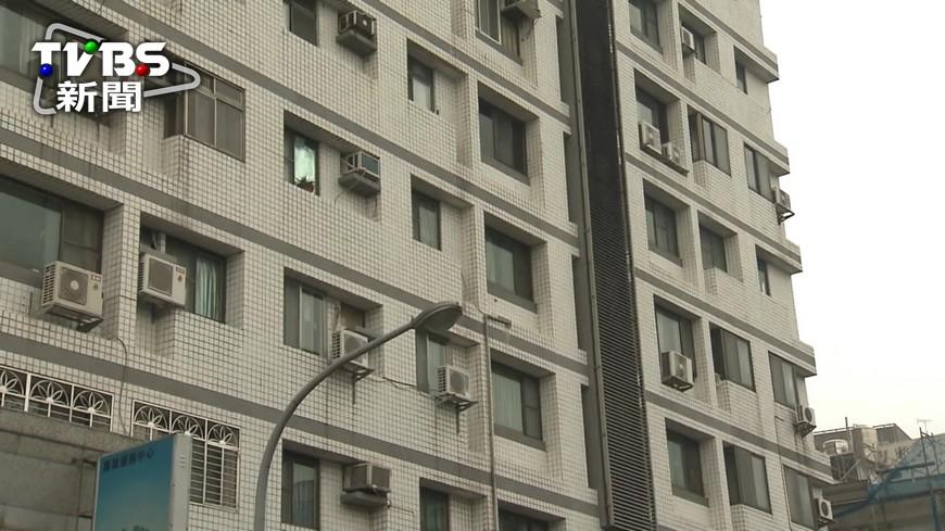 圖/TVBS 第3季房貸成數 公寓慘跌直逼套房