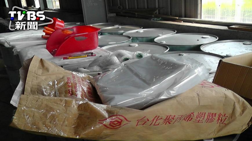 圖/中央社 佯稱化工粉末 不良商進口管制農藥10噸