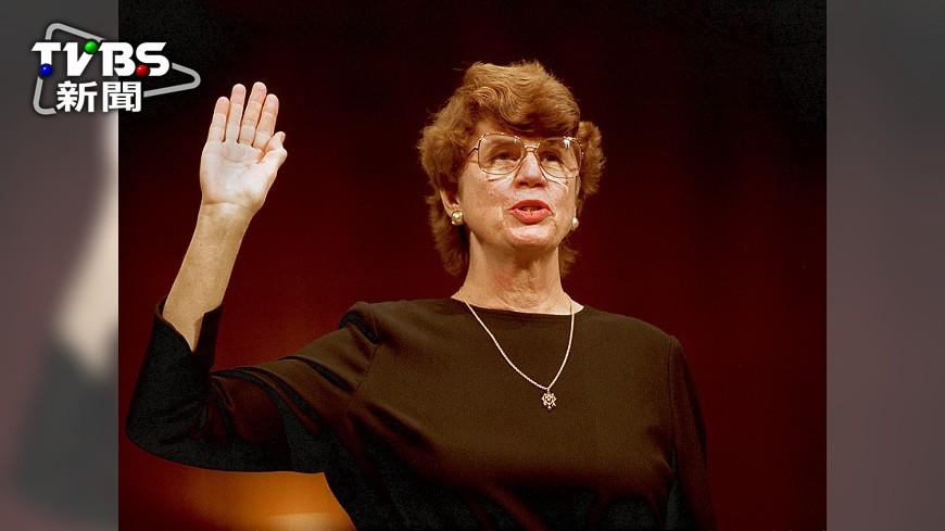 圖/達志影像美聯社 20世紀任期最長 美首位女司法部長辭世