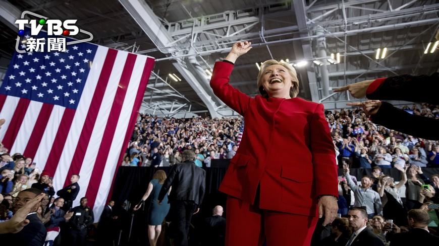 圖/達志影像美聯社 美大選競爭激烈 亞裔選民扮關鍵少數