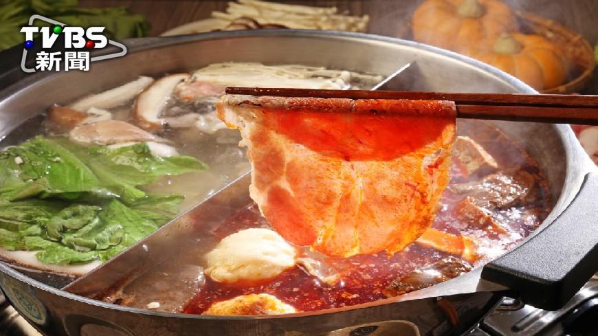圖/TVBS 愛吃鍋注意!吃太鹹加速骨鬆 一頓火鍋流失50毫克鈣